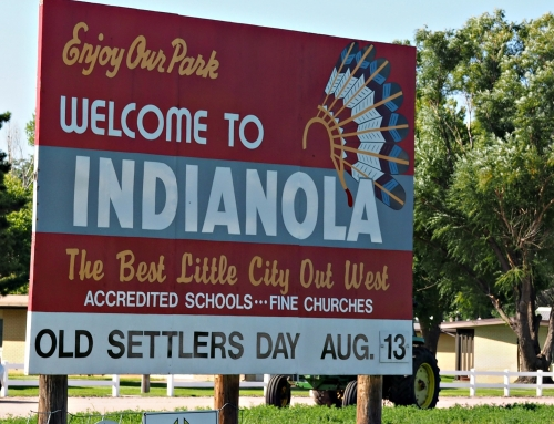Indianola: Day 19 #DetourNebraska Challenge