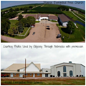 Two Nebraska Churches