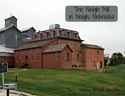 Neligh Mill: Day 11 #DetourNebraska Challenge