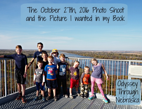 October 27th and the Photo Opportunity: Day 27 #DetourNebraska Challenge