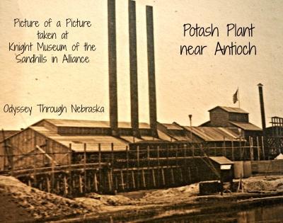 Potash Plant near Antioch