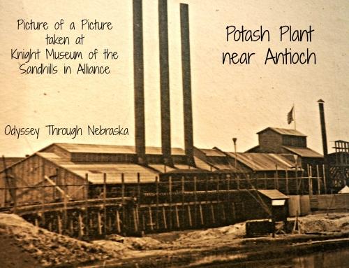Potash Plant near Antioch: Day 24 #DetourNebraska Challenge