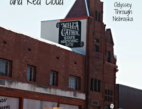 Catherland: Looking for Cather in Red Cloud -Day 16 #DetourNebraska Challenge
