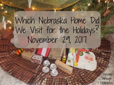 11-29-17 Nebraska home for holidays