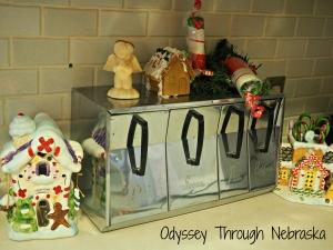 Bess Streeter Aldrich House Christmas