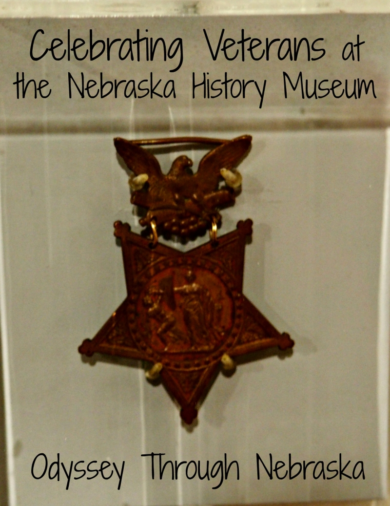 Celebrating Veterans at the Nebraska History Museum