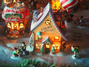 Felthousen Christmas House Collection