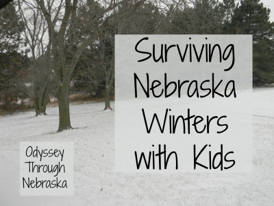 Surviving Nebraska winters with kids