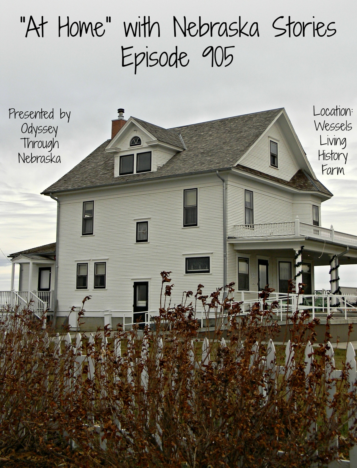 At Home with Nebraska Stories Episode 905
