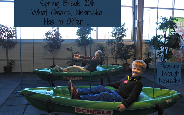 Omaha Spring Break 2018