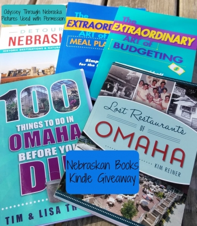 Nebraskan Book Kindle Giveaway