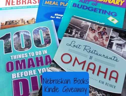 Nebraskan books and a Kindle Fire Giveaway