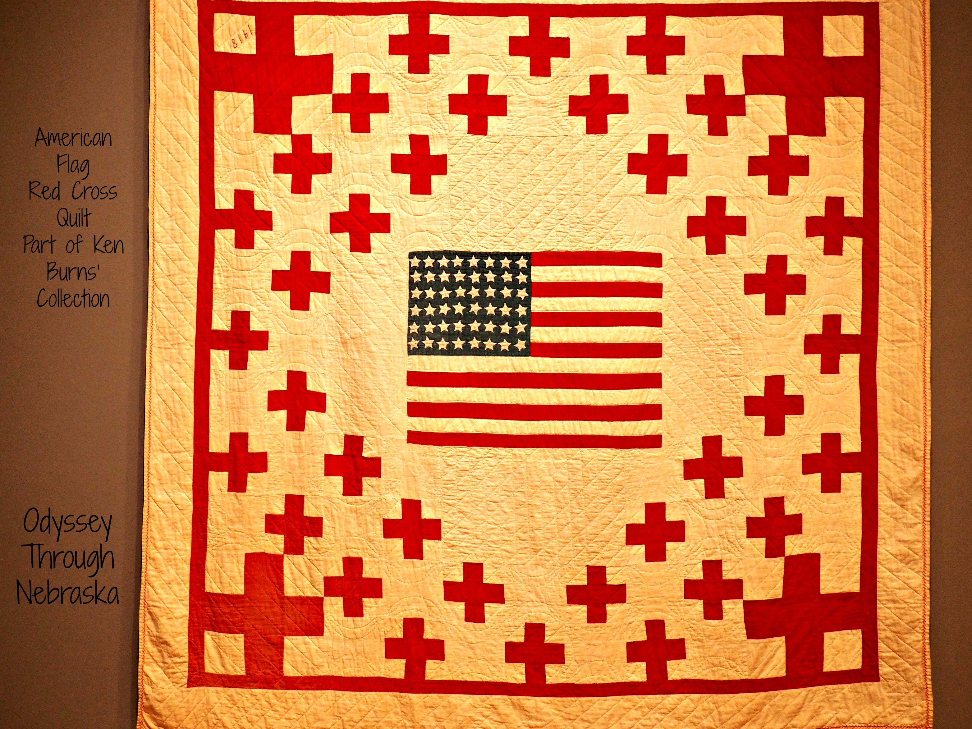 Uncovered Ken Burns Quilts