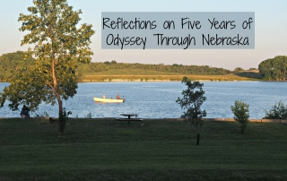 Five Years of Odyssey Through Nebraska