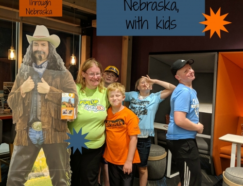 Exploring North Platte Nebraska with Kids
