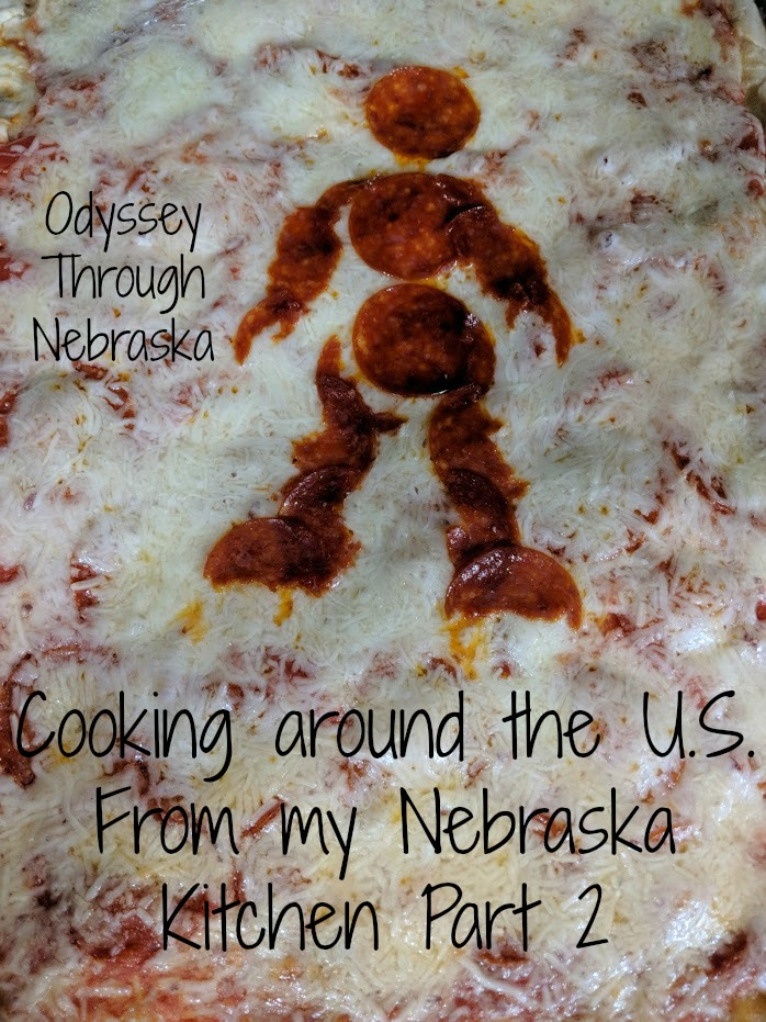 Cooking around the U.S. from my Nebraska Kitchen