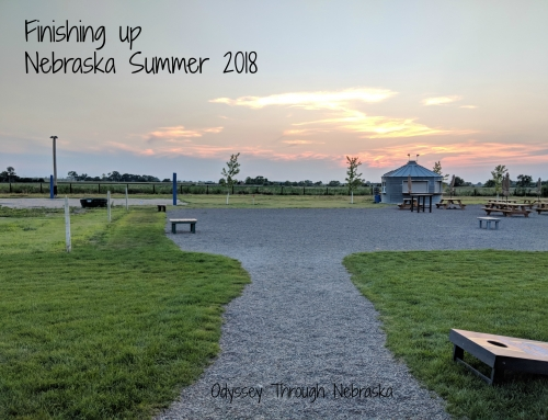 Finishing Summer 2018: Nebraska Possibilities