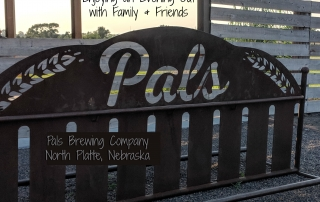 Evening out at Pals Brewing Company North Platte