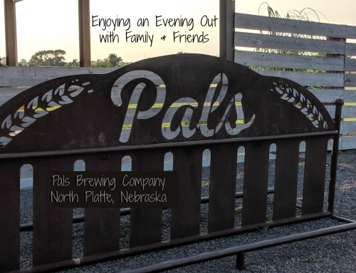 An Evening Out at Pals Brewing Company in North Platte