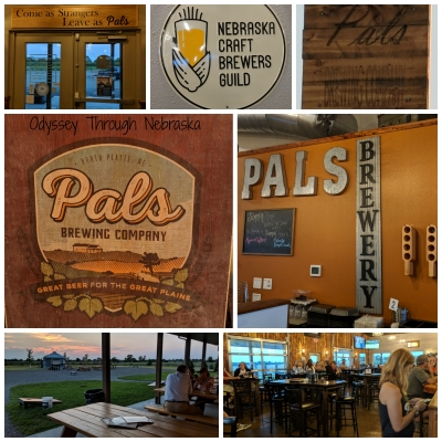 vening out at Pals Brewing Company North Platte