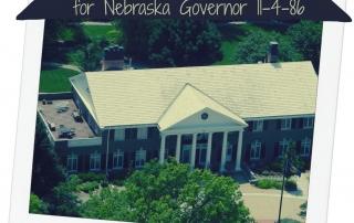 Gubernatorial History in Nebraska