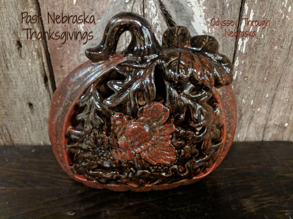 Past Nebraska Thanksgivings