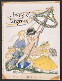 Library of Congress May Day Image