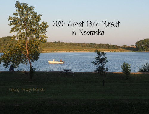 Park Exploration – 2020 Great Park Pursuit in Nebraska