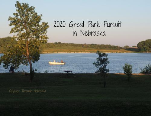 Park Exploration – 2020 Great Park Pursuit in Nebraska