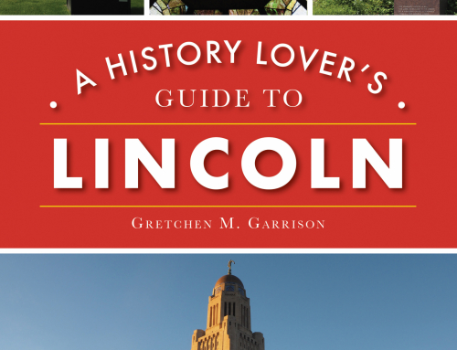 Cover Reveal: A Very Merry Unrelease Day to A History Lover's Guide to Lincoln