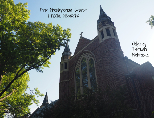 First Presbyterian Church in Lincoln